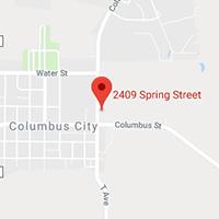 Map thumbnail of Louisa County clinic