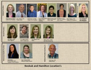 Pictures of Keokuk and Hamilton Providers
